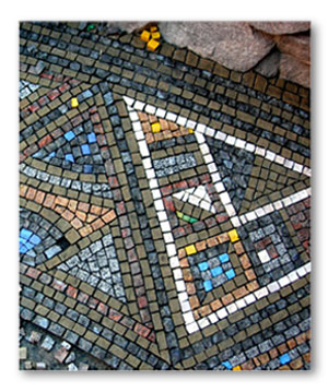 MOSAICS FOR HOME