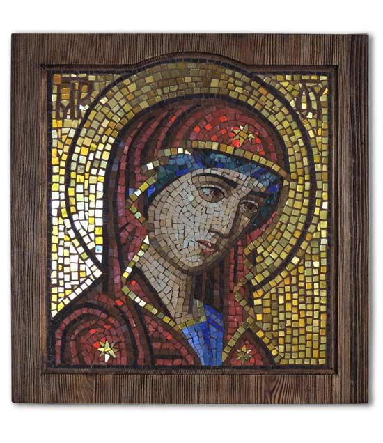 Икона Пресвятая Богородица Заступница